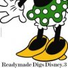 "Various Artists ""Readymade Digs Disney 3"""